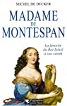Madame de Montespan par Decker