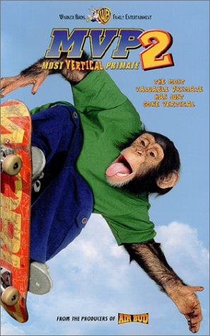 Mvp 2 - Most Vertical Primate [Vhs]
