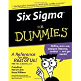 Six Sigma For Dummies ~ Bruce Williams