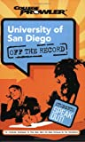 University of San Diego: Off the Record (College Prowler) (College Prowler: University of San Diego Off the Record) (1596581794) by James Leonard