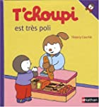 T'choupi est trs poli