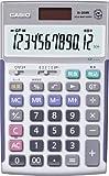 CASIO ジャスト型電卓 検算タイプ12桁 JS-20WK