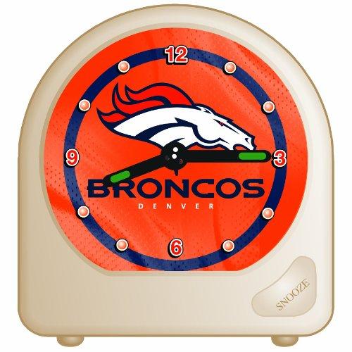 NFL Denver Broncos Alarm Clock