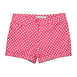 Poppers by Pantaloons Girl's Shorts 205000005585670_Pink_15 - 16 Years