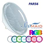 Lampe Seamaid multicolore RVB a men�...