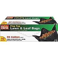 Presto Products 729180 Lawn And Leaf Bag-10CT 39GAL LAWN&LEAF BAG