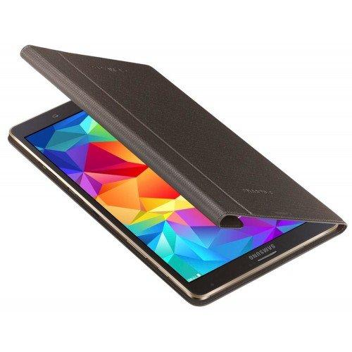 Samsung EF-DT700BSEGWW Simple Cover per Galaxy Tab S 8.4, Bronzo