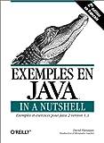 echange, troc David Flanagan - Exemples en Java in a Nutshell, 2e édition