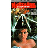 Nightmare on Elm Street [VHS] ~ Heather Langenkamp