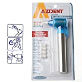 AZDENT® Dental Tooth Polisher Whitener Burnisher(without Battery)-Blue