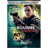 The Bourne Identity (Full Screen Extended Edition) ~ Matt Damon