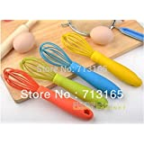 Hotsale Silicone Egg Whisk,egg Beaters(5pcs)