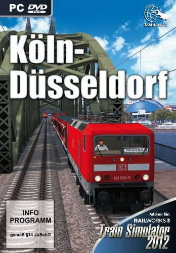 Train Simulator 2012 - Railworks 3: Koln-Dusseldorf (PC)
