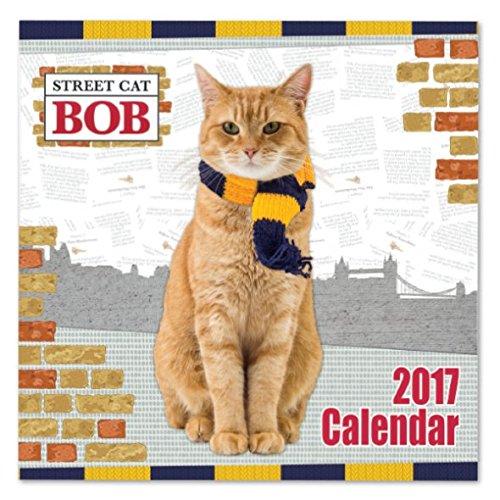 street-cat-bob-square-calendar-2017