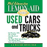 Lemon-Aid Used Cars and Trucks 2010-2011by Phil Edmonston