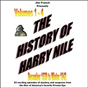 The History of Harry Nile, Box Set 1, Vol. 1-4, December 1939 to Winter 1942 | [Jim French]