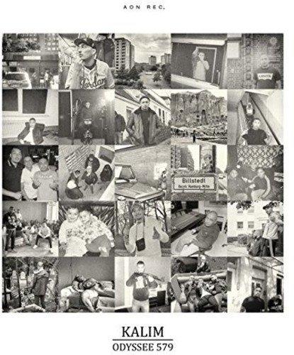 Odyssee 579 (LP im Gatefold+CD) [Vinyl LP] [Vinyl LP]