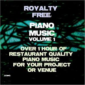 Royalty Free Music -  Piano Music - Volume 1