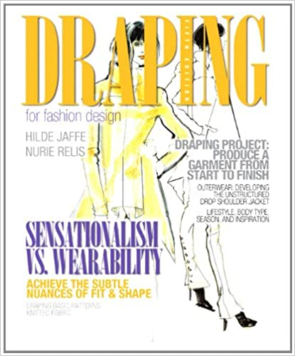 Amazon Fashion Design Books Draping for Fashion Design