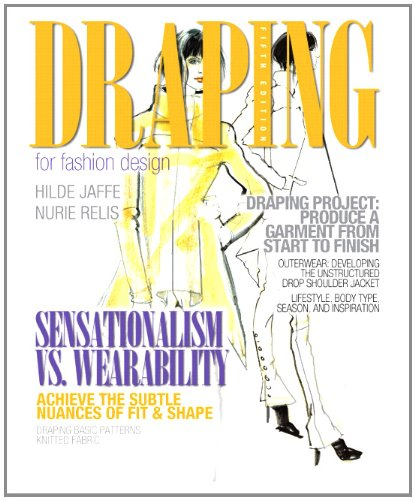 Draping for Fashion Design (5th Edition)