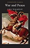 Cover of War and Peace by Leo Tolstoy 1853260622