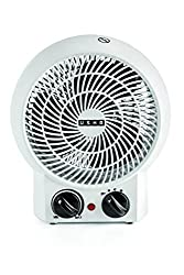 Usha FH 3620 2000-Watt Fan Heater (White)