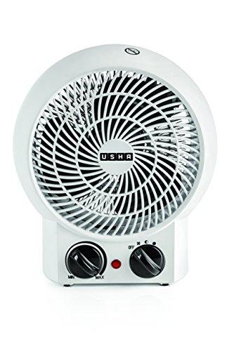 Usha FH 3620 2000-Watt Fan Heater (White)