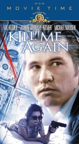 Kill Me Again [VHS] [Import]
