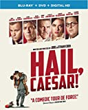 Hail, Caesar! [Blu-ray + DVD + Digital HD]
