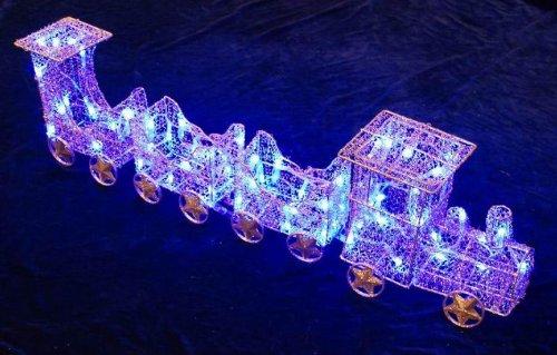 LEDワイヤートレイン