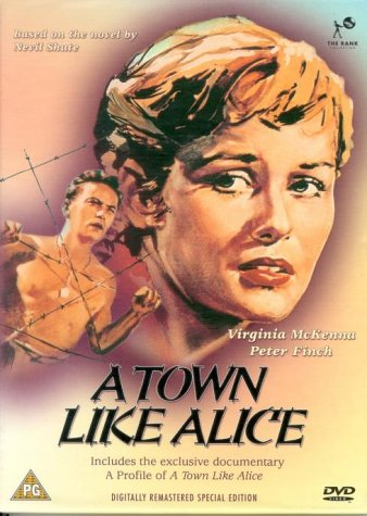 A Town Like Alice (Special Edition) [DVD] [1956]