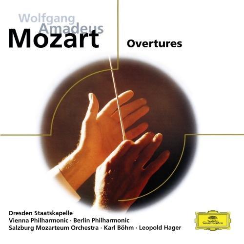 Mozart: Overtures front-220881