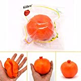 SICA Kiibru Squishy Pomegranate Super Slow Rising 8.58cm With Original Packaging Fun Gift Collection