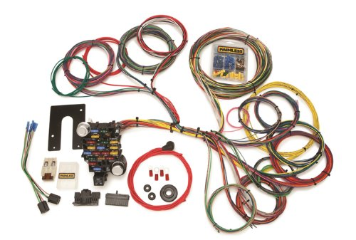 Painless 10204 18 Circuit Pickup Harness With Non Gm Keyed Column
