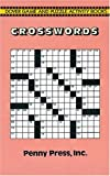 img - for Crosswords (Dover Game and Puzzle Activity Books) book / textbook / text book