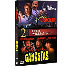 Fred Williamson Double Feature: Original Gangstas / Soda Cracker
