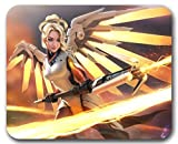 Mercy ( C ) Mousepad - Overwatch Blizzard by Tora Store [並行輸入品]