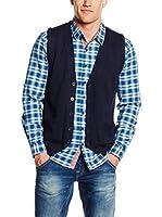 LTB Jeans Chaleco Hareef (Azul Marino)
