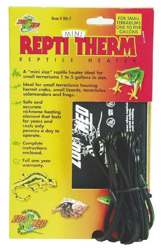 Zoo Med Repti Therm Mini Heater 1-5Gal