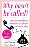 Why Hasn't He Called?: New York's Top Date Doctors Reveal How Guys Really Think and How to Get the Right One Interested