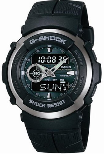CASIO (カシオ) 腕時計 G-SHOCK G-SPIKE G-300-3AJF