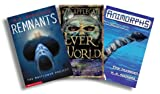 Explore the World's of K.A. Applegate: Animorphs, 1: The Invasion, Everworlds, 1: Search for Senna, Remnants, 1: The Mayflower Project (0439484537) by Applegate, K.A.