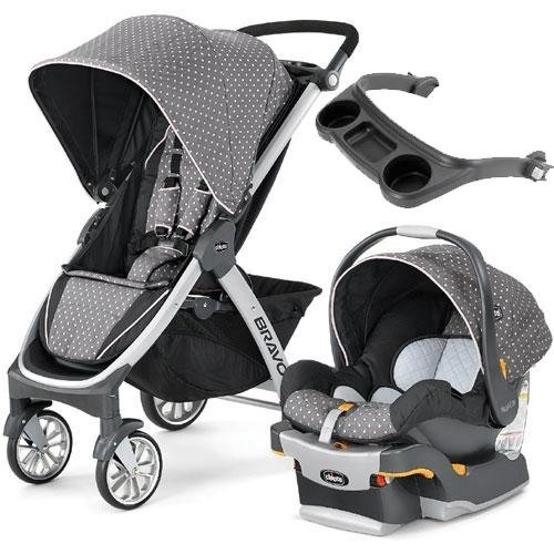 Chicco-Bravo-Stroller-Trio-System-Lilla-With-Tray