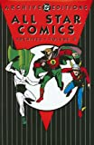 All Star Comics - Archives, VOL 00