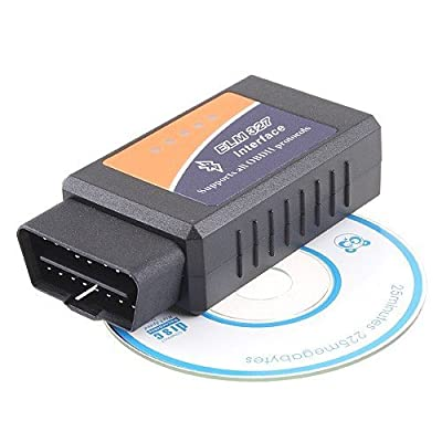 elm327 obdii obd2 bluetooth car diagnostic interface. Black Bedroom Furniture Sets. Home Design Ideas