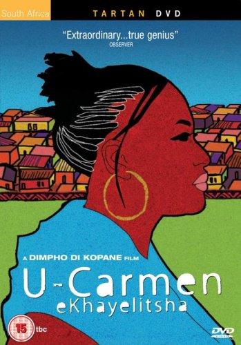 U-Carmen eKhayelitsha [DVD]