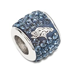 NFL Denver Broncos Premier Bead