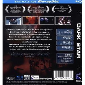 John Carpenters Dark Star [Blu-ray] [Import allemand]