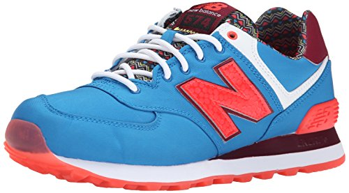 new-balance-womens-classics-traditionnels-blue-textile-trainers-4-uk