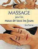 echange, troc Sara Thomas - Massage pour les maux de tous les jours